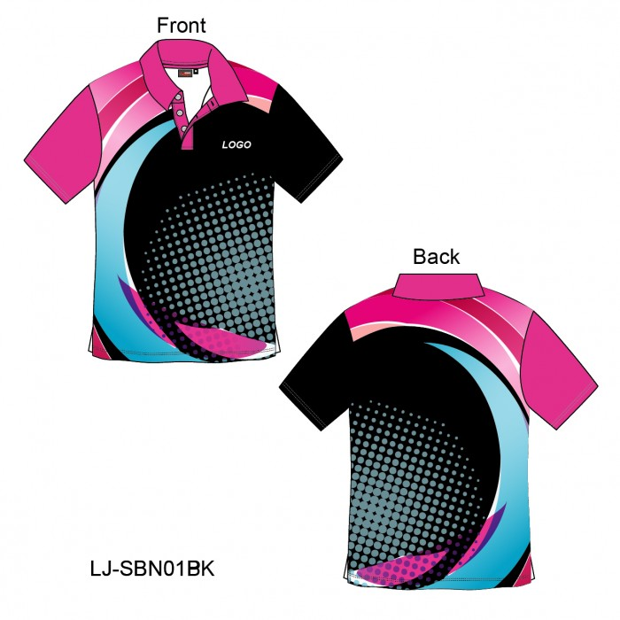 Design Your Own Badminton T Shirts