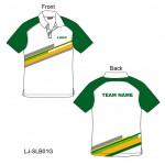Sublimation Print Lawn Bowls Shirt