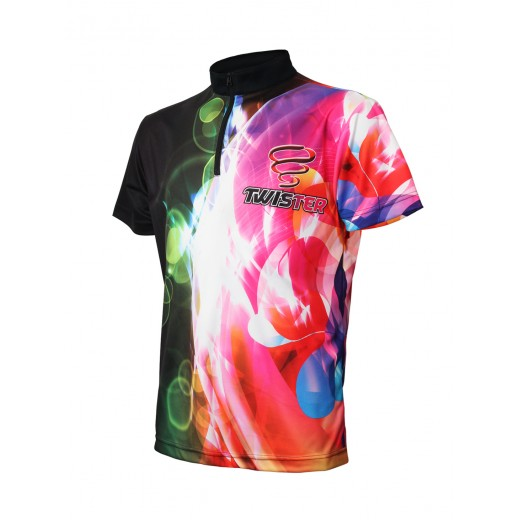 Sublimation Print Bowling Shirt
