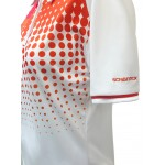 Dotty Ladies Bamboo Charcoal Polo Shirt