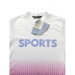 Ladies Bamboo Charcoal Sport T-shirt