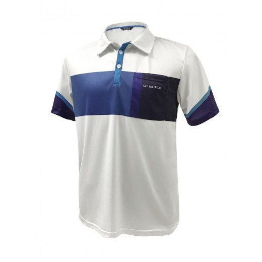 Golfer Bamboo Charcoal Polo