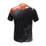 Schontex Bamboo Charcoal Sublimated Sport T-shirt
