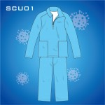 Schontex Clinic Bamboo Charcoal Scrub Set