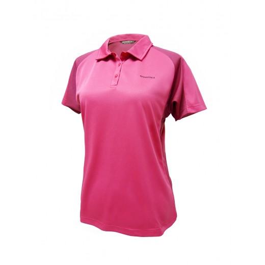 Amerg Bamboo Charcoal Polo Shirt