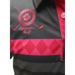 Golfer Bamboo Charcoal Polo