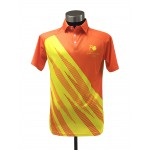 Sublimation Print Polo Shirt